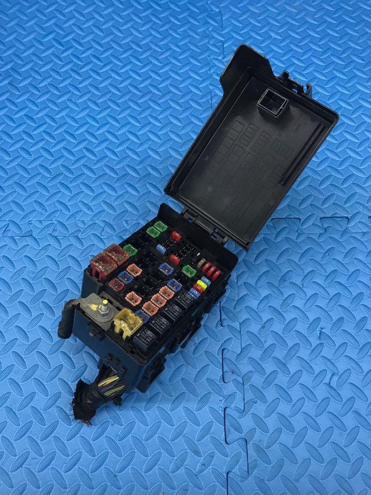 Ford Power Distribution Box Fus