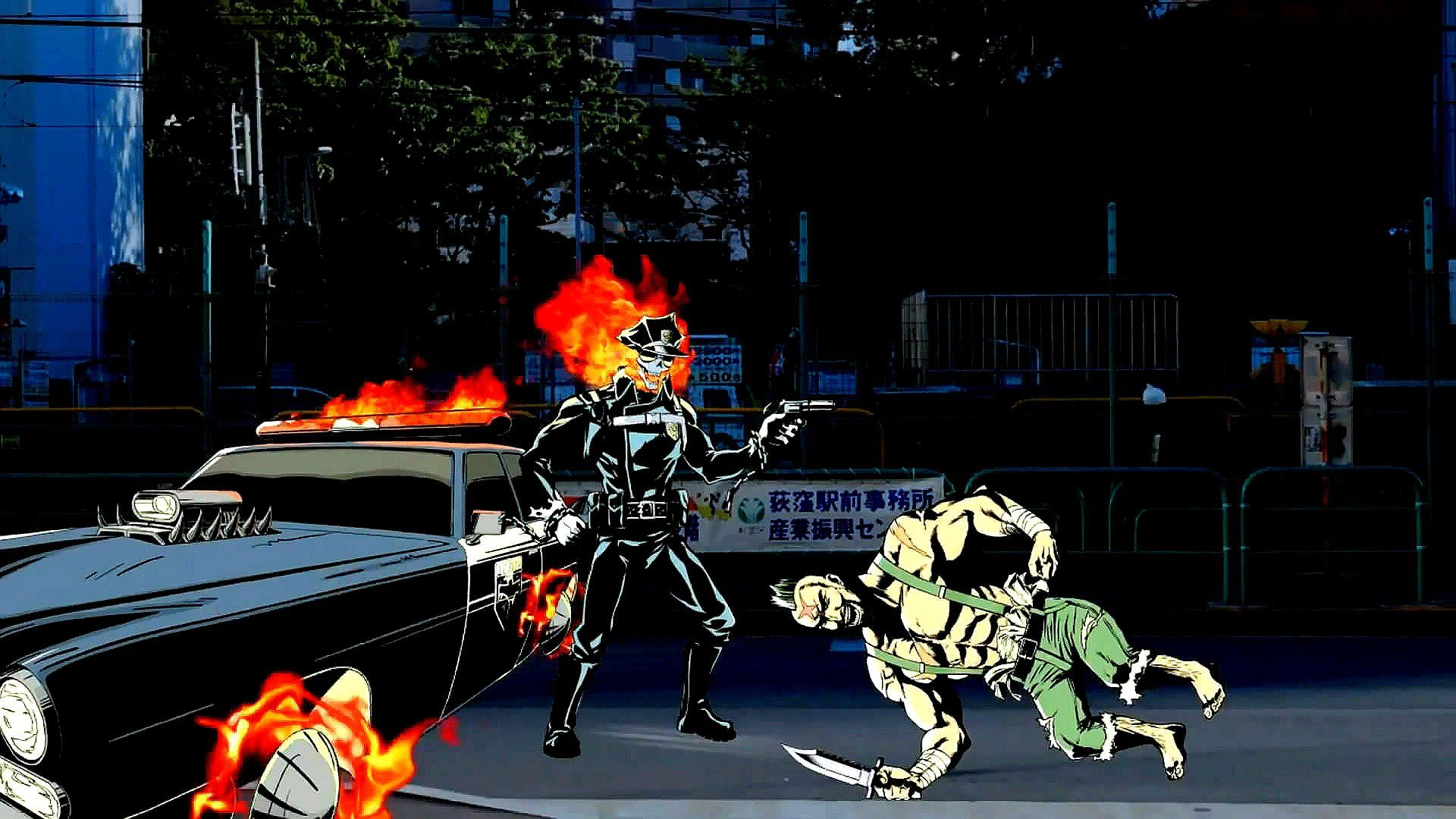 Inferno Cop HD Wallpapers