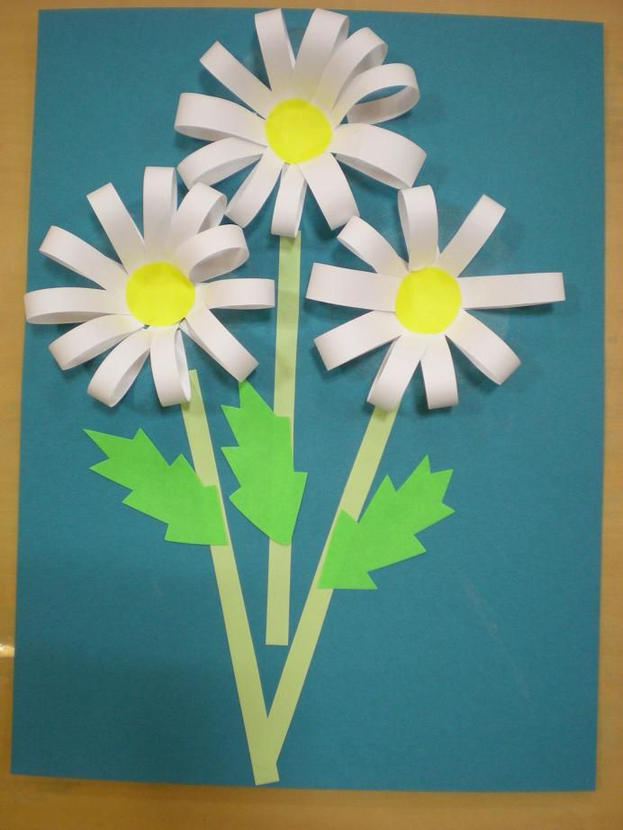 Pre Planned Flower Garden Designs: Pappersblommor, Förskola
