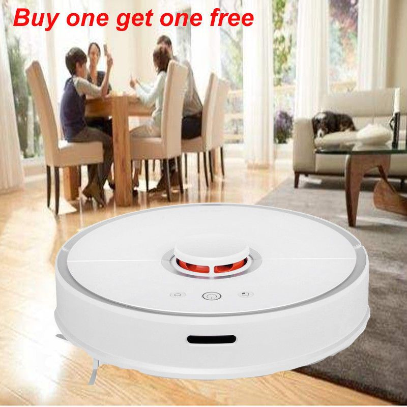 Buy One Get One Free Roborock Xiaomi Robot Vacuum Cleaner Home