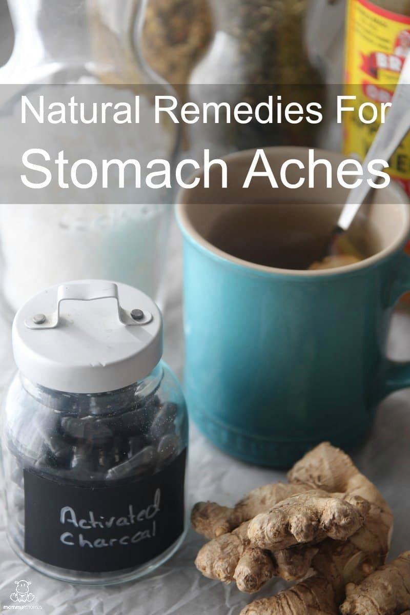 8 natural remedies for stomach aches (that are kid-friendly