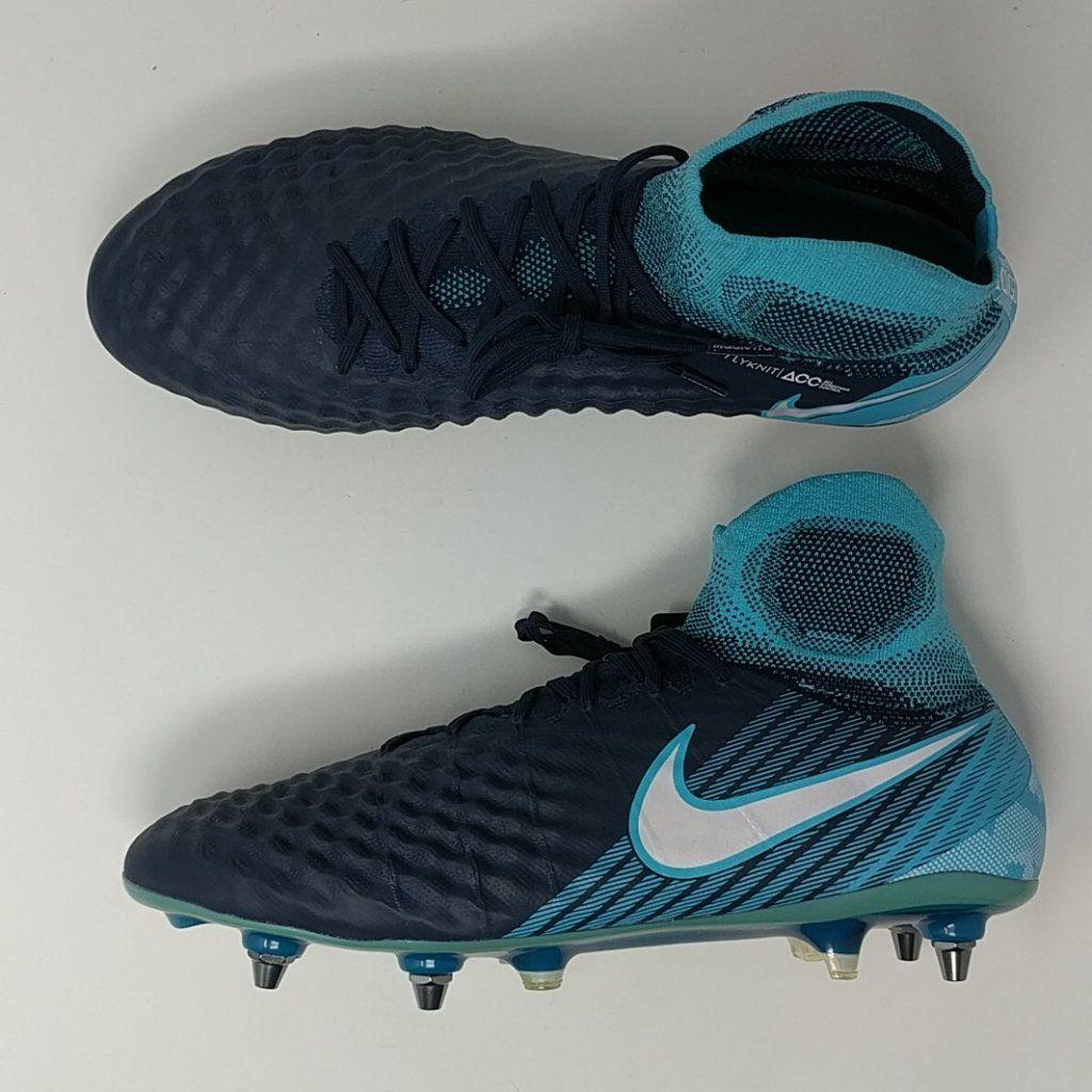 vente chaude en ligne 488b5 2940f Nike Magista Obra II 2 SG Pro Soccer Cleats Size 13 New ...