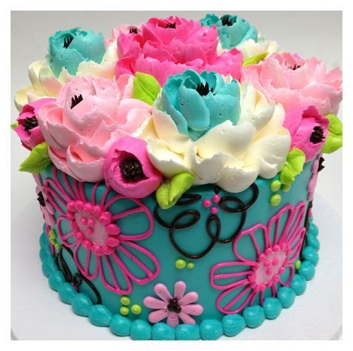 White Flower Cake Shoppe | cupcakes, cakes, Decorating Classes, in ...