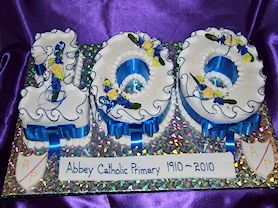 100th Birthday Decorations 100th Birthday Cake Ideas With