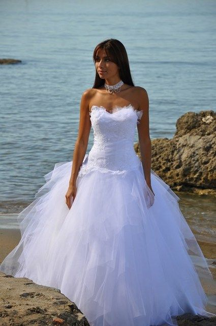 Robes de mariée d'occasion pas cher - Rhin