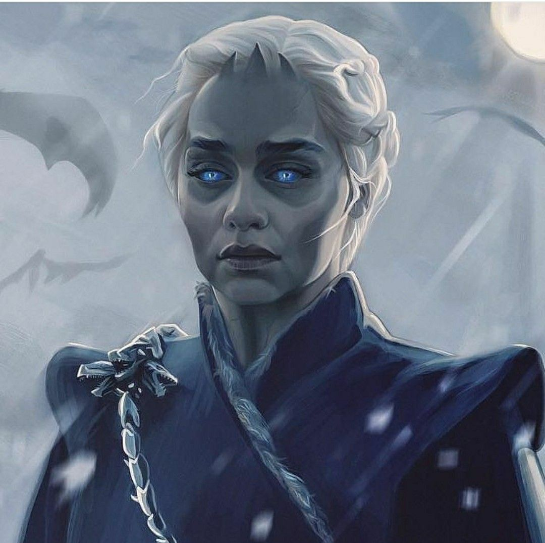 Night Queen A Song Of Ice And Fire White Walker Got White Walkers