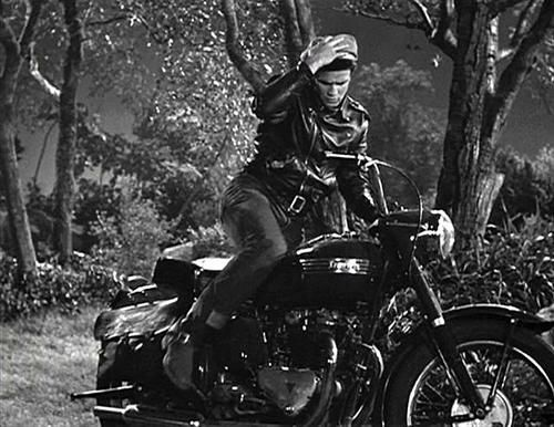 Marlon Brando The Wild One Gif