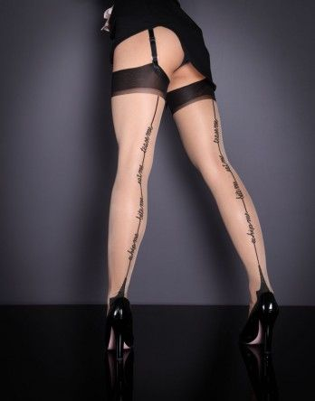 8497b8fd172c9 stockings by agent provocateur: they say