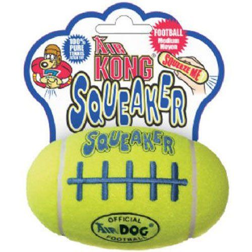 KONG Air Dog Squeaker Dog Toy *** You can find more