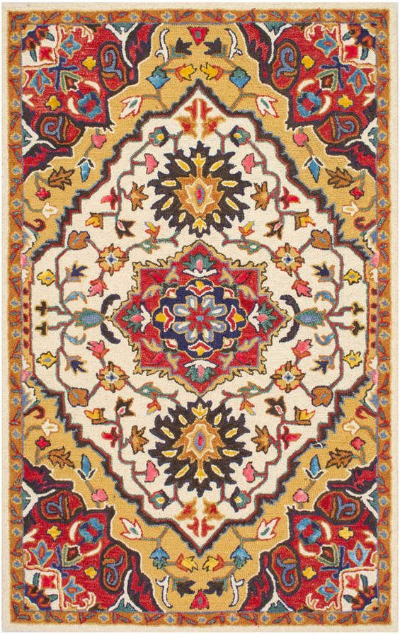 Nuloom Arline Hand Tufted Rug Hand Tufted Rugs Area Rug Collections Red Rugs