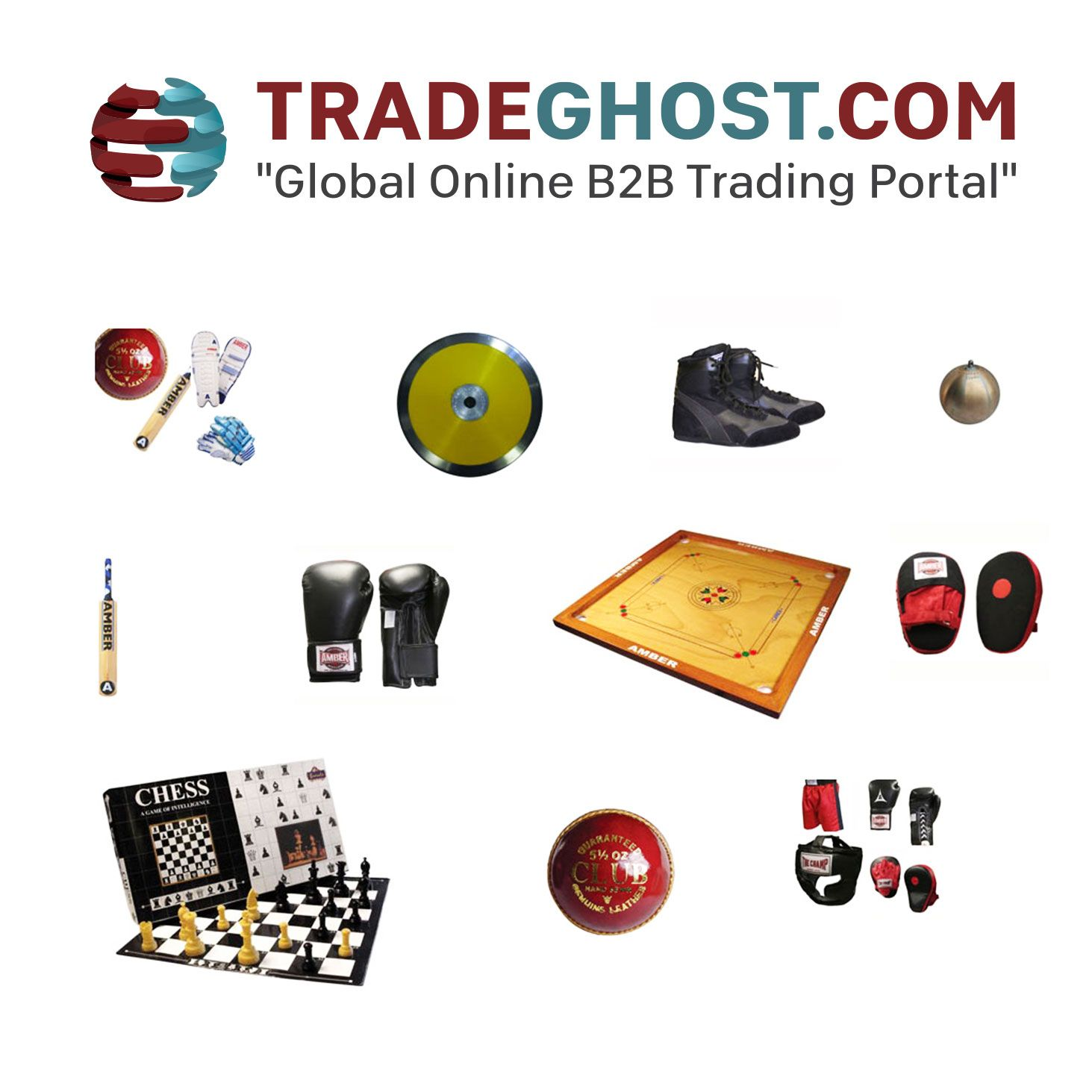 Global online b2b trading portal. products