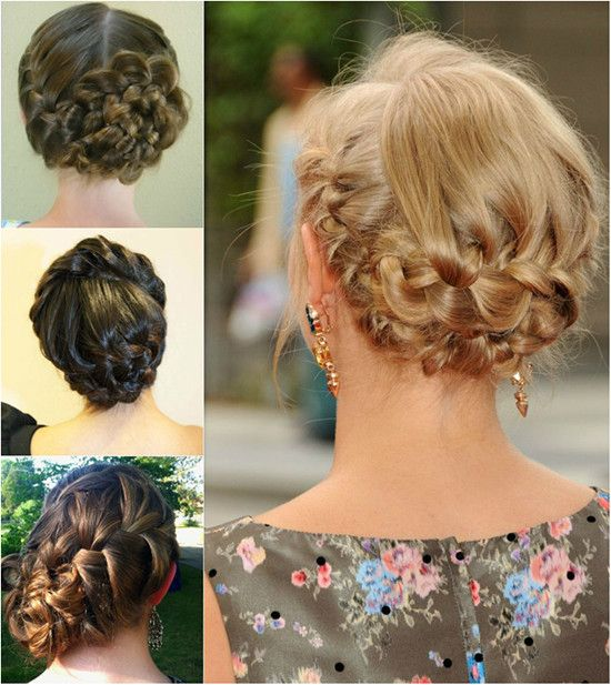 Fantastic 1000 Images About Braid Hairstyles On Pinterest Hairstyles For Men Maxibearus