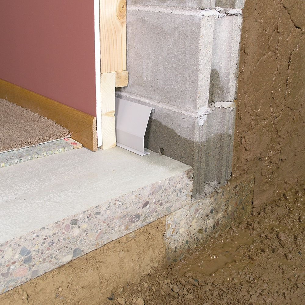 Basement Waterproofing Products For DIY Homeowners And PRO