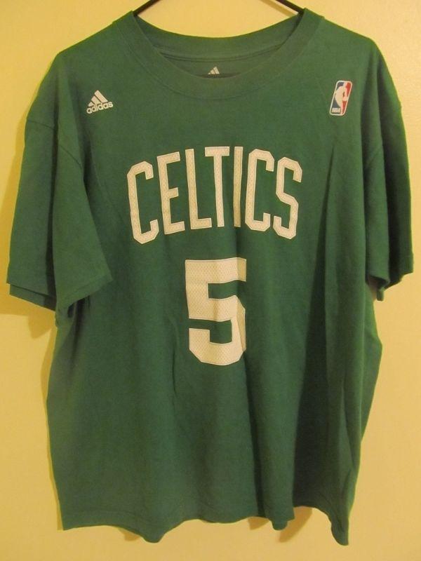 c5575240fff Kevin Garnett - Boston Celtics shirt - Adult Large  adidas  BostonCeltics