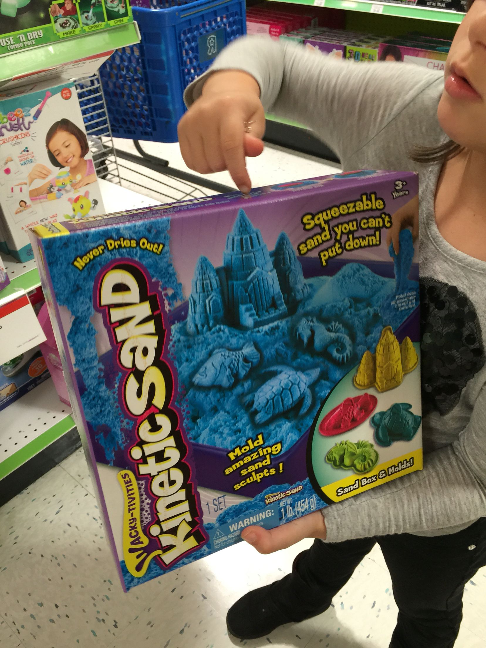 Sand alive toys r us | 2015 Ri Christmas gifts | Pinterest