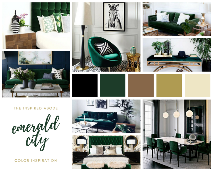Best Emerald Home Décor Color Inspiration Emerald Green 400 x 300