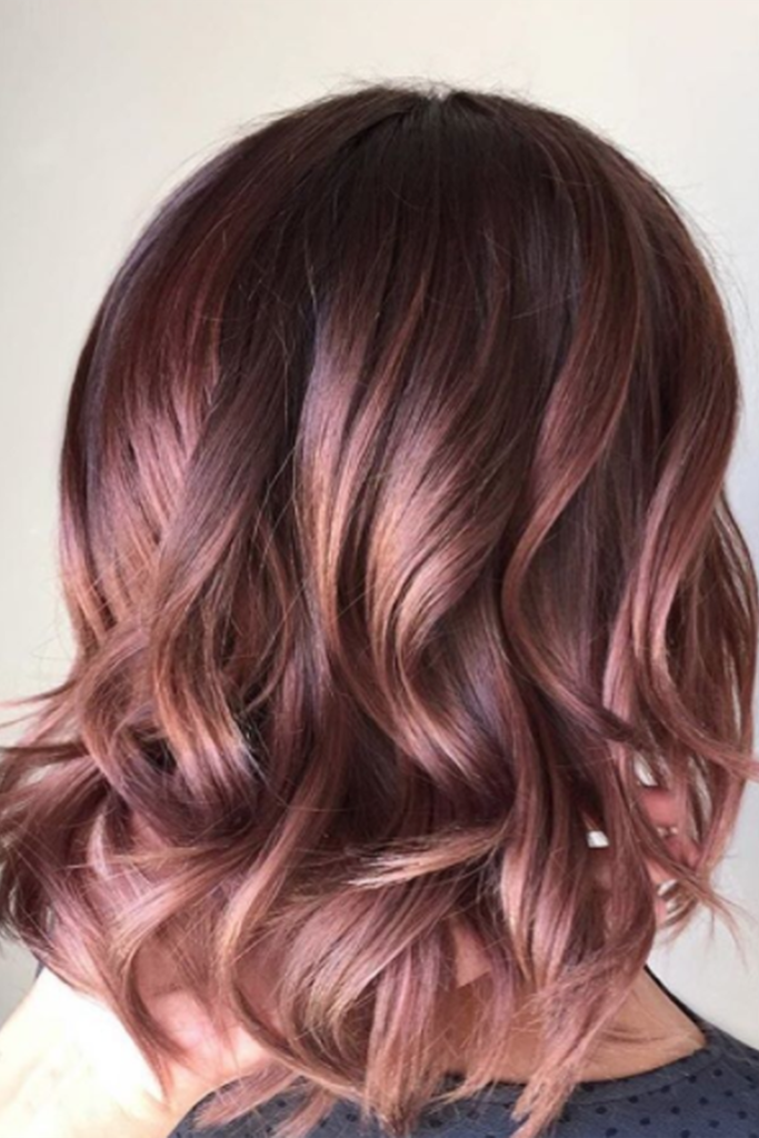 22 Hottest Hair Colors For Spring 2020 Hairdo Hairstyle In 2020 Spring Hair Color Hair Color Rose Gold Summer Hair Color