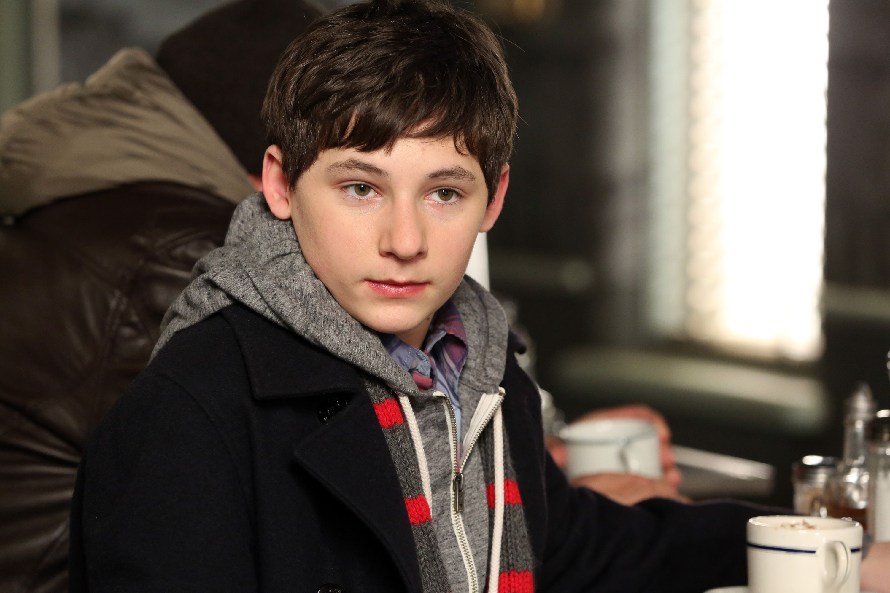 Henry learned all his street smarts from Mom number 1, Emma #OUAT