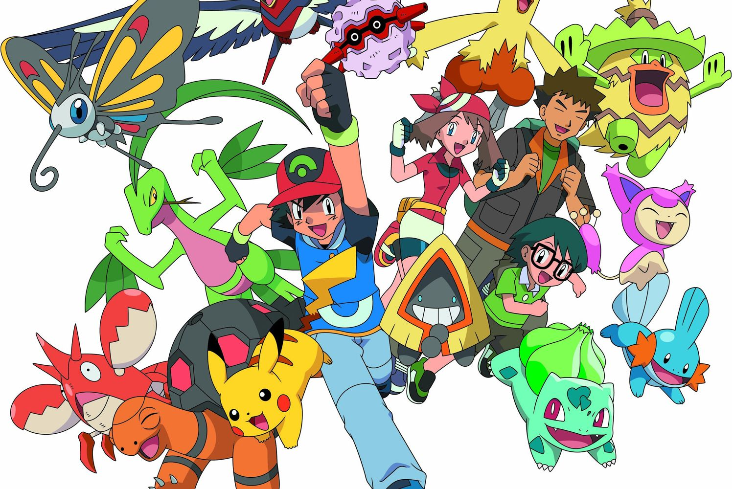 Find Out Which Pokemon Anime Season Is Best With This Top 10 List Pokemon Pokemon Omega Pokemon Advanced