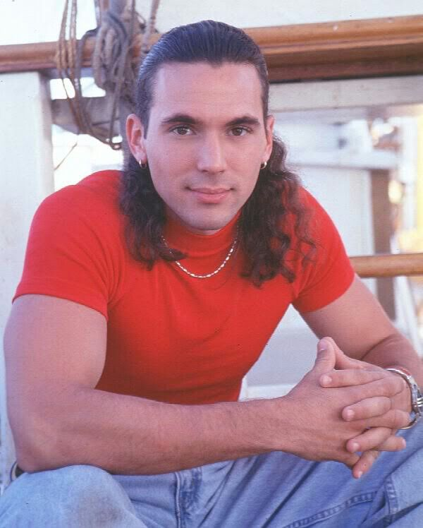 Tommy Oliver (Power Rangers - actor Jason David Frank) … | Power