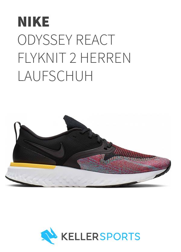 Nike Performance Sneaker | Herren Odyssey React 2 Flyknit