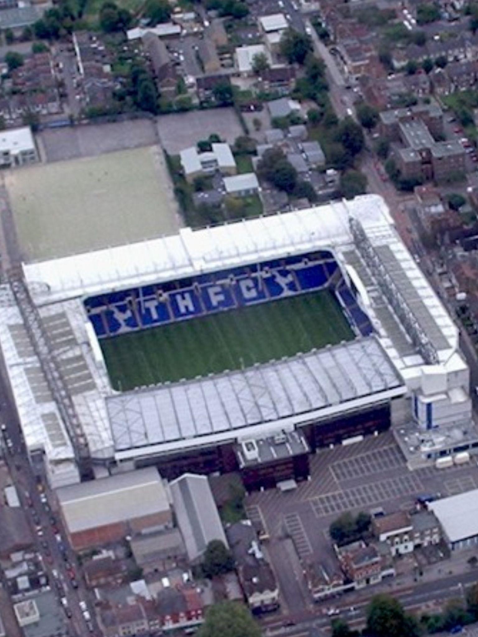 White Hart Lane-Tottenham Hotspur