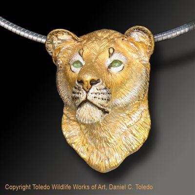 78b591b39 Bengal Tiger Pendant - | Jewelry in 2019 | Jewelry, Pendant jewelry,  Pendants