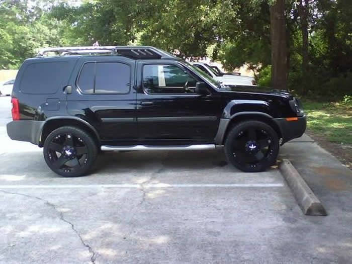 Xd Rockstar Wheels Nissan Xterra Find The Classic Rims Of Your