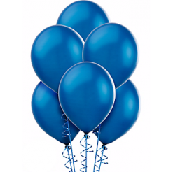 Blue Balloon Floralgaragesg Decoration Parties Love Couple Weddingday Occasions Homedecor Lifestyle Lol Inspir Pearl Balloons Blue Balloons Balloons