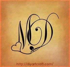 MIchelle and Dallas tat minus the heart