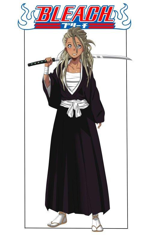 Oc Shinigami Bleach Bleach Fanart Bleach Anime Shinigami