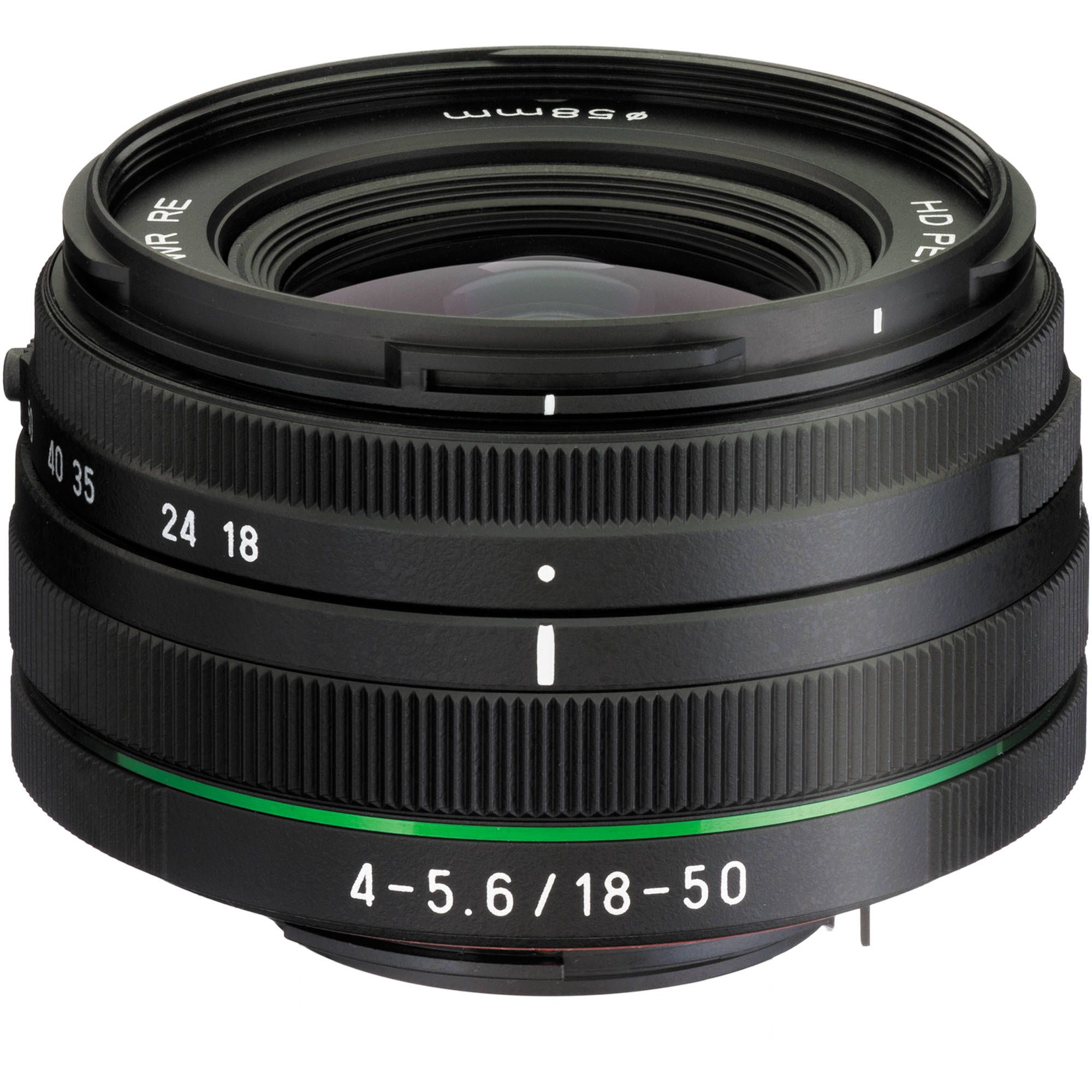 Pentax Hd Pentax Da 18 50mm F 4 0 5 6 Dc Wr Re Lens Pentax Digital Camera Lens Photo Lens