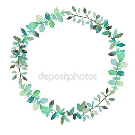 Photo of Elegant floral wreath