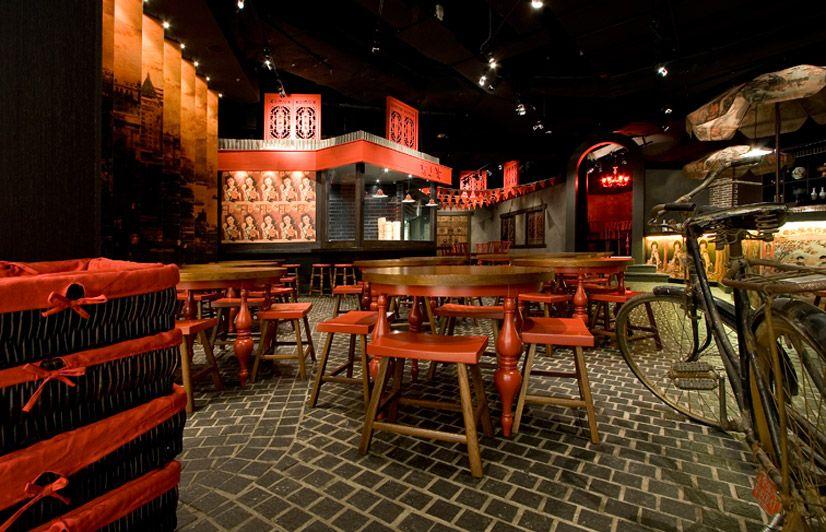 New Shanghai Chinese Restaurant Australian Design Review