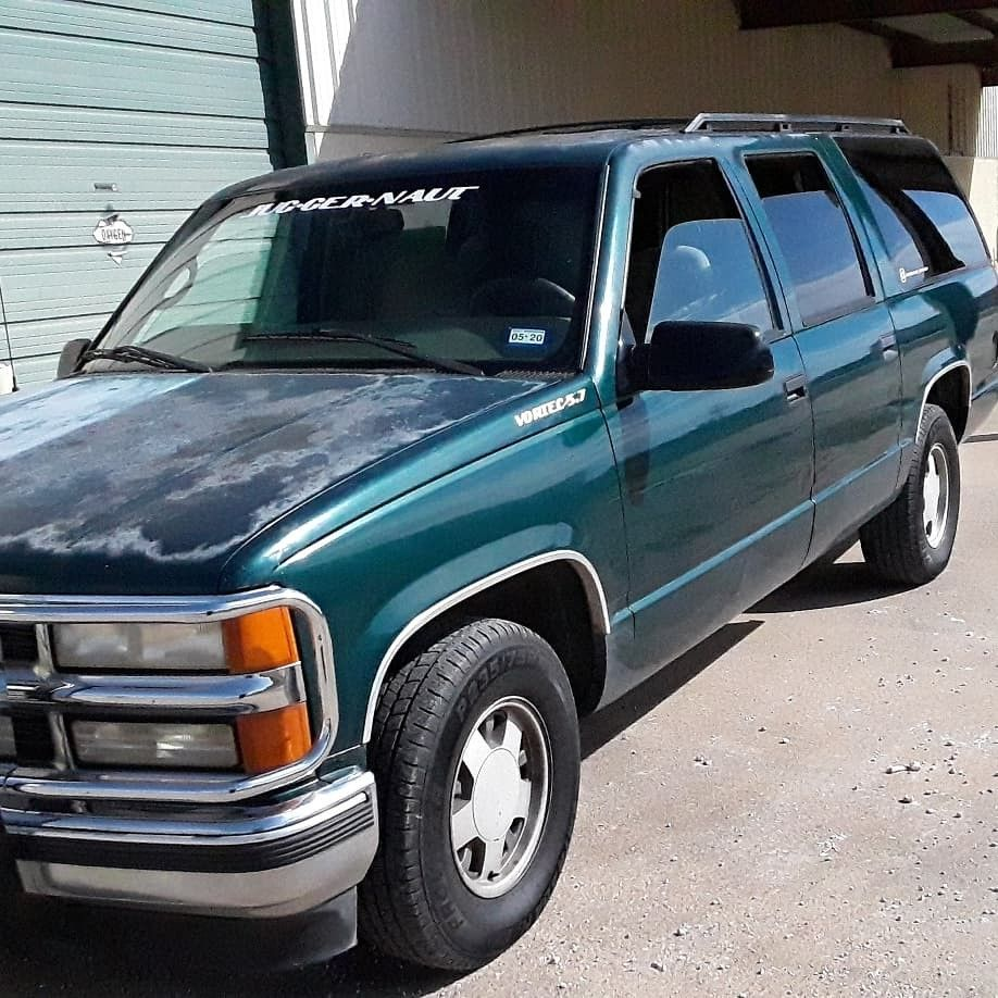 1999 Chevy Suburban Chevy Suburban Chevrolet Suburban Chevy