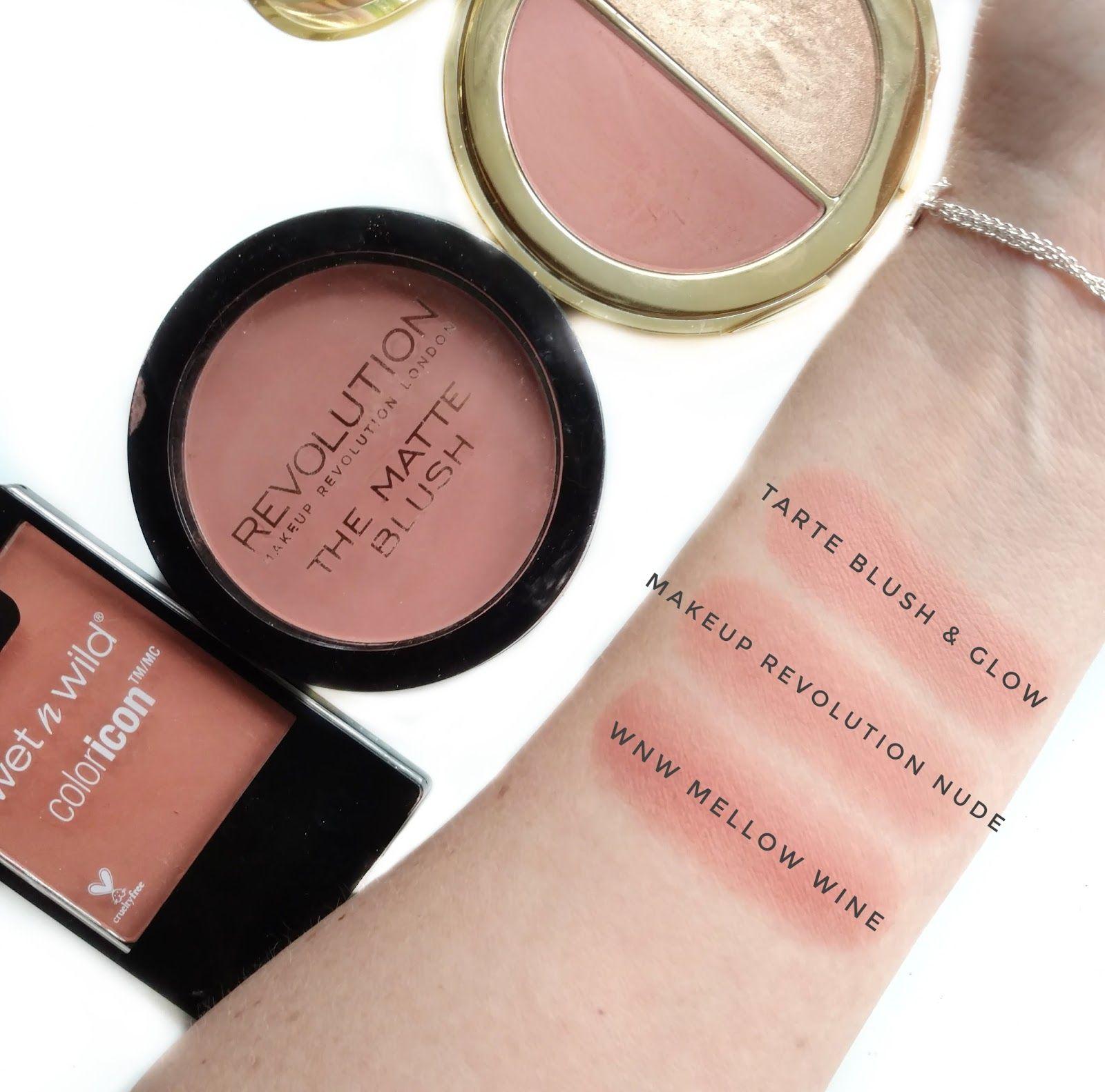 Tarte Blush & Glow Duo Review & Swatches Tarte blush