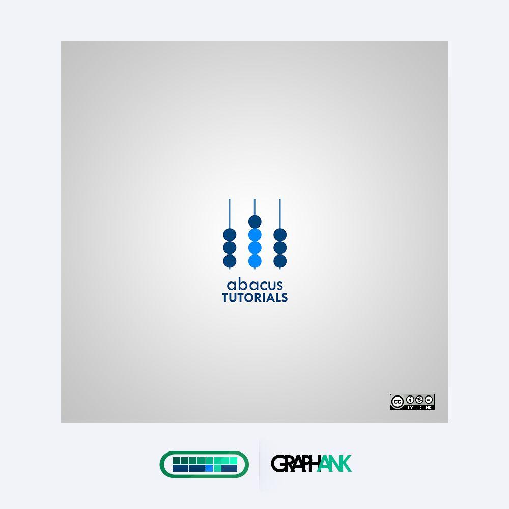 Logo abacus tutorials branding graphank design pinterest business cards logo abacus tutorials branding magicingreecefo Choice Image
