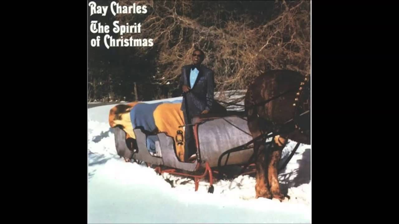 Ray Charles The Spirit Of Christmas (With images) Ray