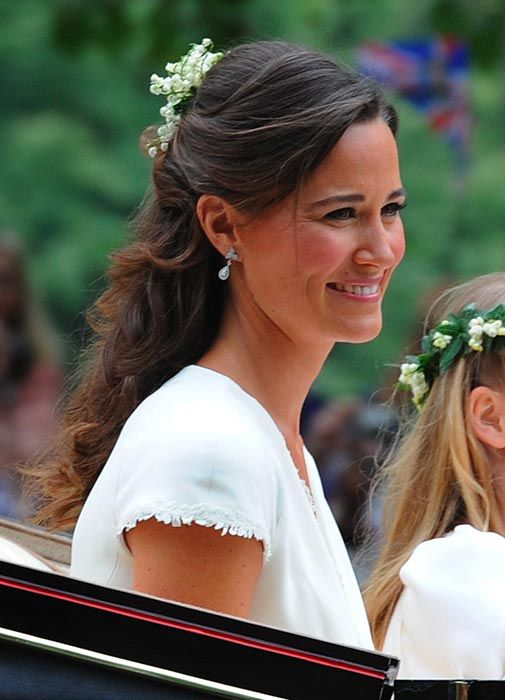 Bride To Be Pippa Middleton S Best Hairstyles To Date Cool Hairstyles Hair Styles Wedding Hairstyles