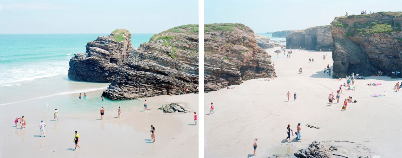 Las Catedrales Diptych