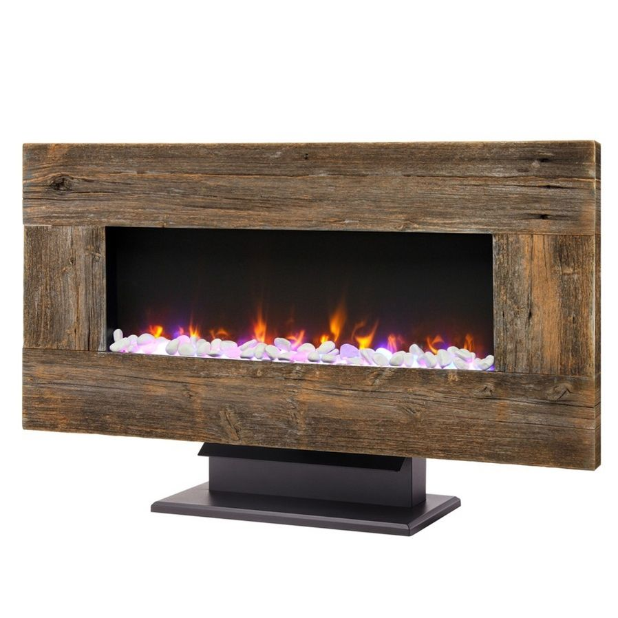 Electric Fireplace - Wall Mount | fireplaces | Pinterest ...