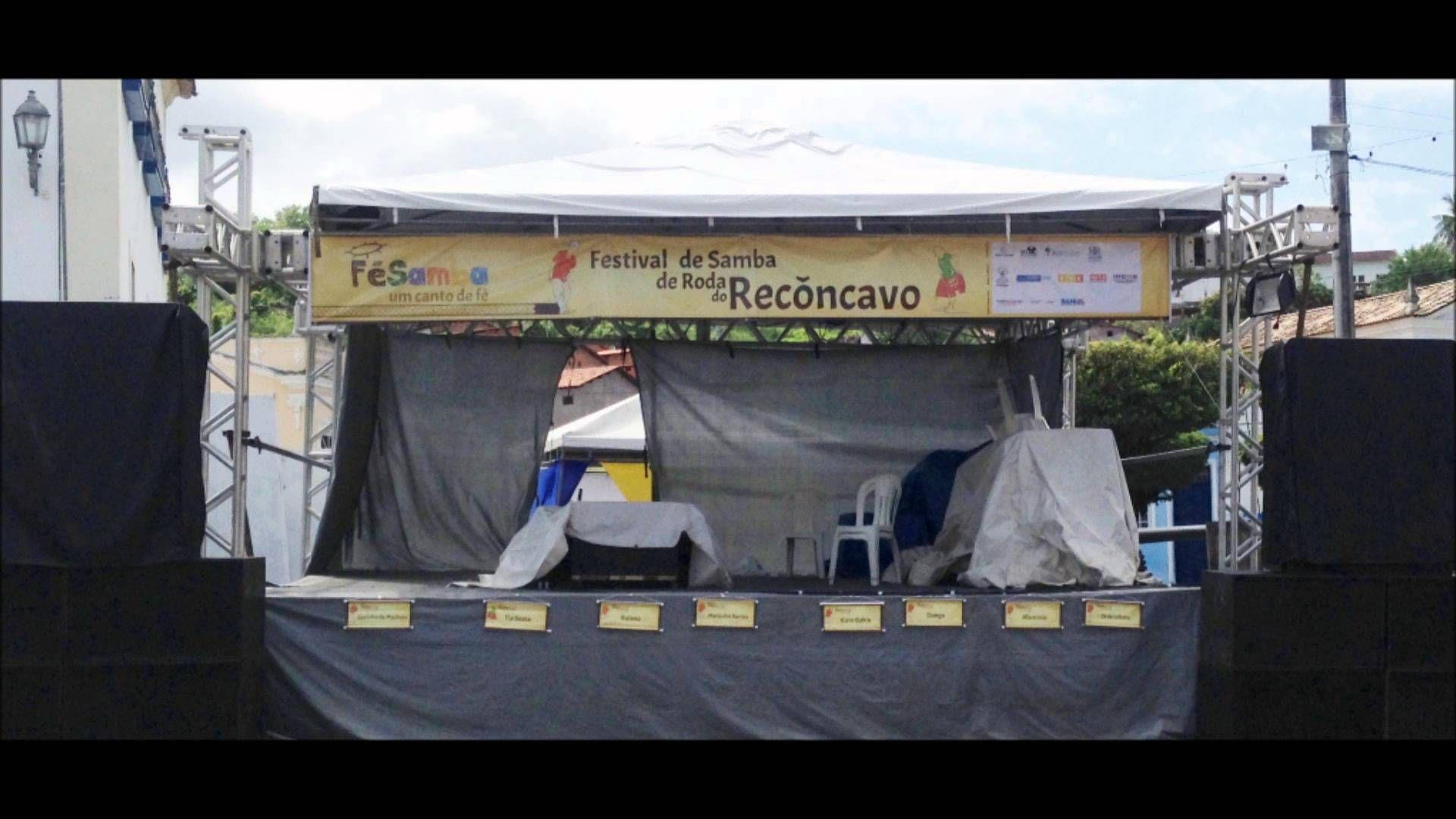 SAMBA DE RODA DE DONA DALVA - FÉSAMBA - Festival de Samba de Roda do Rec...