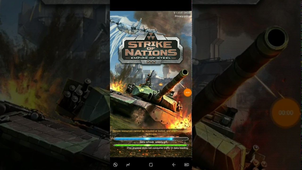 Download Strike Of Nations Empire Of Steel Free Empire Mmo Powerful Tank