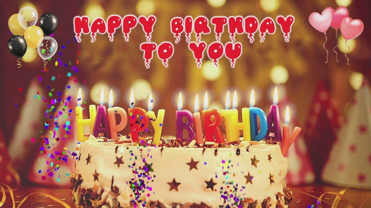 Happy Birthday To You Song For Girls Happy Birthday Song Happy Birthd Dogum Gunu Dogum Gunu Sarkilari Dogum Gunu Tebrik