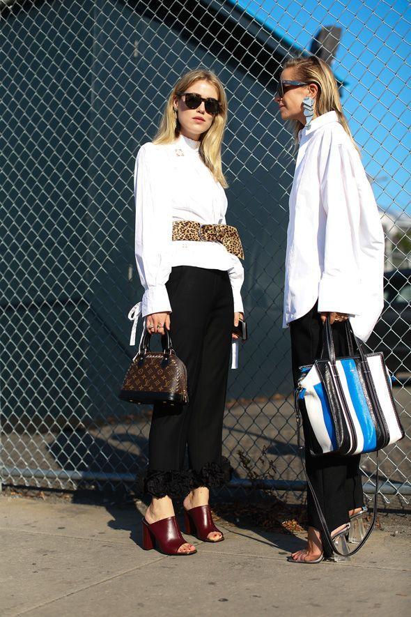 Annabel Rosendahl and Celine Aagaard
