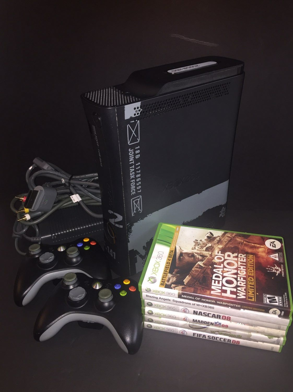 Xbox 360 Call Of Duty Modern Warfare 2 Edition Console