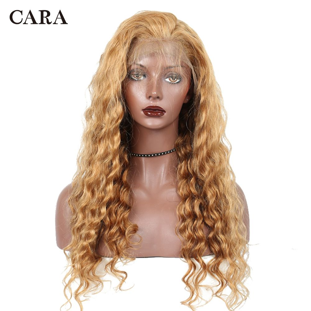 Fast Deliver Allrun Indian Ocean Wave Human Hair Wigs With Adjustable Bangs Human Hair Wigs Non Remy Hair Wigs Full Machine Natural Color Hair Extensions & Wigs