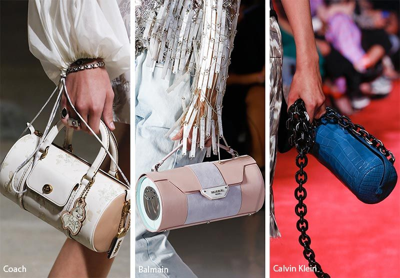 3575eb59e2fc Spring  Summer 2019 Handbag Trends  Mini Duffle Bags