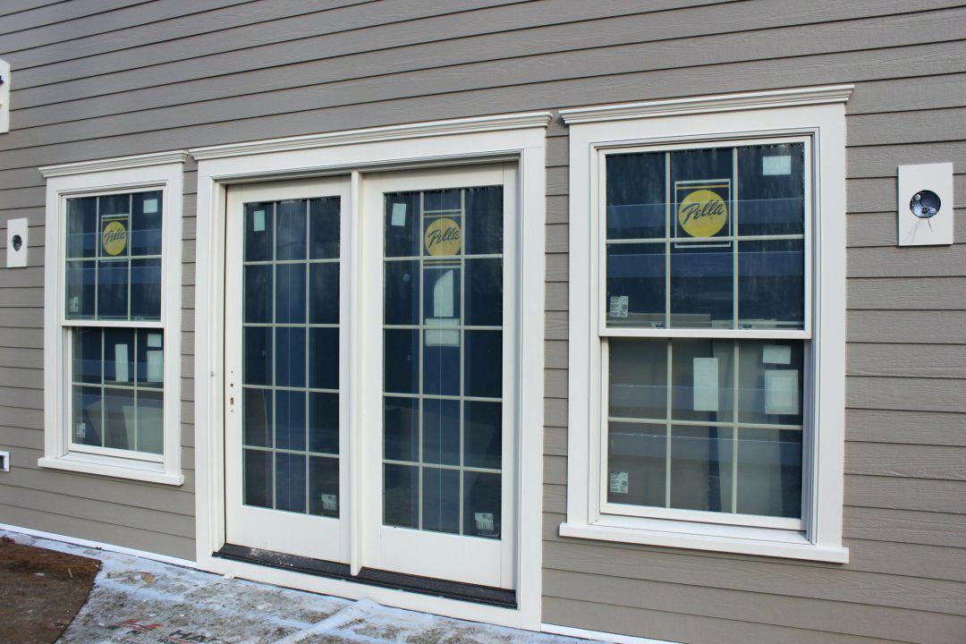 Stucco Window Molding Modern Exterior Window Trim Ideas Decorative