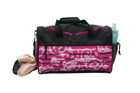 Horizon 8180 Hashtags Gear Duffel Bag #DanceWearCorner